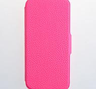Custodia ultra-sottile di colore solido Full Body per iPhone 5/5S (colori assortiti)