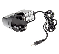 B-352 England Standard AC/DC Adapter/Charger for Tablet (5V, 2000mA, Black)