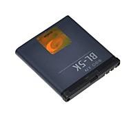 ВОЛНА BL-5K Настоящее емкость 1200mAh батареи сотового телефона для Nokia N86 C7-00 X7 (3.7V, 1200 мАч)