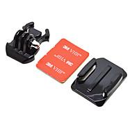 Gopro Accessories Mount For Gopro Hero 3+ / Gopro 3/2/1 Plastic Red / Black