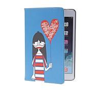 Kinston Balloon Girl Case for iPad mini 3, iPad mini 2, iPad mini