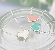 Sweet Heart Pendant Necklac