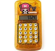 Tony Pocket Calculator Chopper Clip Magnet (Assorted Color)