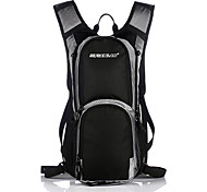 MYSENLAN Nylon Fabric Large Capacity Cycling Backpack