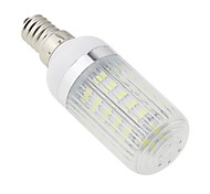 6W E14 LED Corn Lights T 36 SMD 5730 500 lm Cool White AC 220-240 V