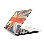 Enkay Der Union Jack-Muster Schutz Polycarbonat Ganzkörper-Hülle für MacBook Air