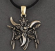 Europe Restore Ancient Ways Night Elf Emblem Pendant Necklace