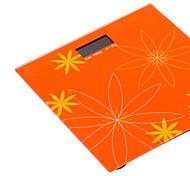 Preço barato cor laranja portátil Escala de Saúde Conveniente