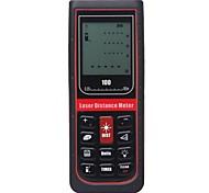 100m+Electronic lnfrared Distance Meter Laser IR Rangefinder Measurer G100(0.05~100m,2mm)