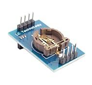 012604 3-in-1 DS1307 + AT24C128 + DS18B20 Board Module