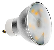 Focos LED Regulable GU10 5W 10 SMD 5730 420 LM Blanco Cálido AC 85-265 V