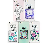 Perfume Bottle Series Back Case for iPhone4/4S(Assorted Color)