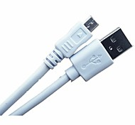 USB 2.0 Micro USB 2.0 Normal Cable For 300 cm PVC