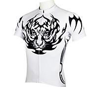 La primavera e l'estate di stile 100% Poliestere Maniche corte Cycling Jersey Uomo PaladinSport