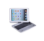 Auto Sleep Bluetooth Keyboard Case for iPad Air (Assorted Colors)