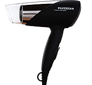 Black Color Engery Conservation with Powerful Negative Ion Flyco Hair Dryer