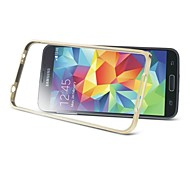 High Quality  Ultra Thin 0.7mm  Metal Bumper Frame for Galaxy SV S5 i9600
