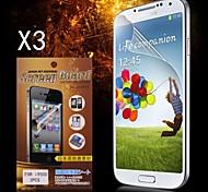 Protector HD protector de pantalla para Samsung Galaxy S4 i9500 (3PCS)