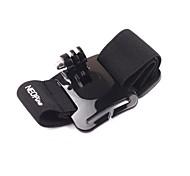 G-410-Black-Elastizität NylonSport Kamera-Armband-Halterung für GoPro Hero 2 / Hero 3 / Hero 3 +