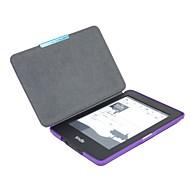 Высокое качество Защитная искусственная кожа Футляр Чехол для Amazon Kindle Paperwhite