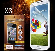Protector HD protector de pantalla para Samsung Galaxy S4 Mini 9190 (3pcs)