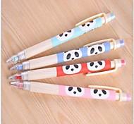 Panda Pattern 0.5mm Automatic Pencil (Random Color)