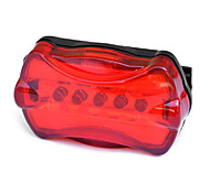 Bike Light Bike Lights / Rear Bike Light LED Lumens Battery Red Cycling/Bike-MOON