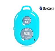Universal Mini Bluetooth Remote Shutter voor iPhone 5 ea (verschillende kleuren)