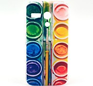 Colorful Palette Pattern Plastic Hard Case for Motorala Moto G