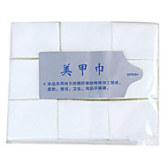 900PCS Disposable Nail Art Manicure Polish Remover Clean Wipes