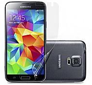 Scratch Resistant Body Sticker for Samsung Galaxy S5 I9600