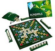 Vintage Classic Word Score Game Scrabble Original Tiles Kids Board Games