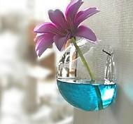 "3.2 ""H Criativo Hanging vaso de vidro"