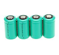 TR 15270 600mAh batteria (4 pezzi)