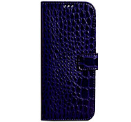 Luxury Alligator Pattern Wallet Case Wallet Leather Case  for Samsung Galaxy S4 I9500 (Assorted Colors)