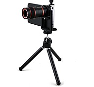 8X Zoom Telescope Lens with Stand Tripod and Hard Case  for Samsung Galaxy S3 I9300
