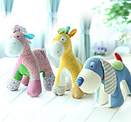 Children's toys, Cloth Doll Horse/Giraffe/Dog