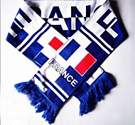 World Cup Gift Soccer Fan Scarf (France  Style)