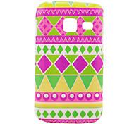 Красочные Футляр ковров для Samsung Galaxy Y Duos S6102