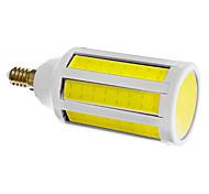 E14 12 W 60 COB 960 LM Cool White Corn Bulbs AC 220-240 V