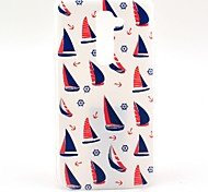 Sailing Compass Anchor Pattern Hard Case for HTC G2/D801 Magic