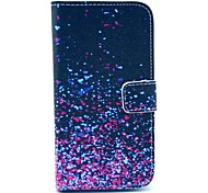 Diamond Fragment Pattern PU Leather Case with Money Holder Card Slot for Samsung Galaxy S3 I9300