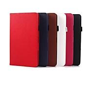 Solid Color PU Full Body Case met standaard voor Samsung Galaxy Tab 8.4 Pro T320 (verschillende kleuren)