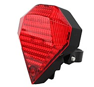 Straight Lines Laser  9-Mode Bike Tail Warning Safety Light and Laser Flashing Light