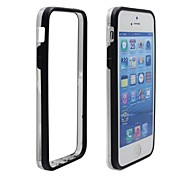 Qianjiatian® Border silicone phone case for iphone5/5s
