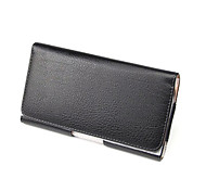 PU Leather Belt Clip Pouch Pockets Case for for Samsung Galaxy Trend Duos S7562