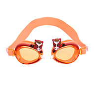 Zodiac Horse Children's Waterproof Anti-Fog Swimming Goggles