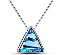 Beautiful Crystal Necklace Fashion Secret Austria  Roof Elements