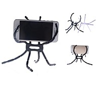 Phone Holder Stand Mount Desk Tripod Plastic for Mobile Phone