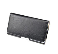 PU Leather Belt Clip Pouch Pockets Case for Samsung Galaxy S3 mini I8190